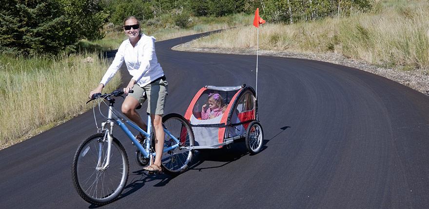 Vad är en cykelvagn?